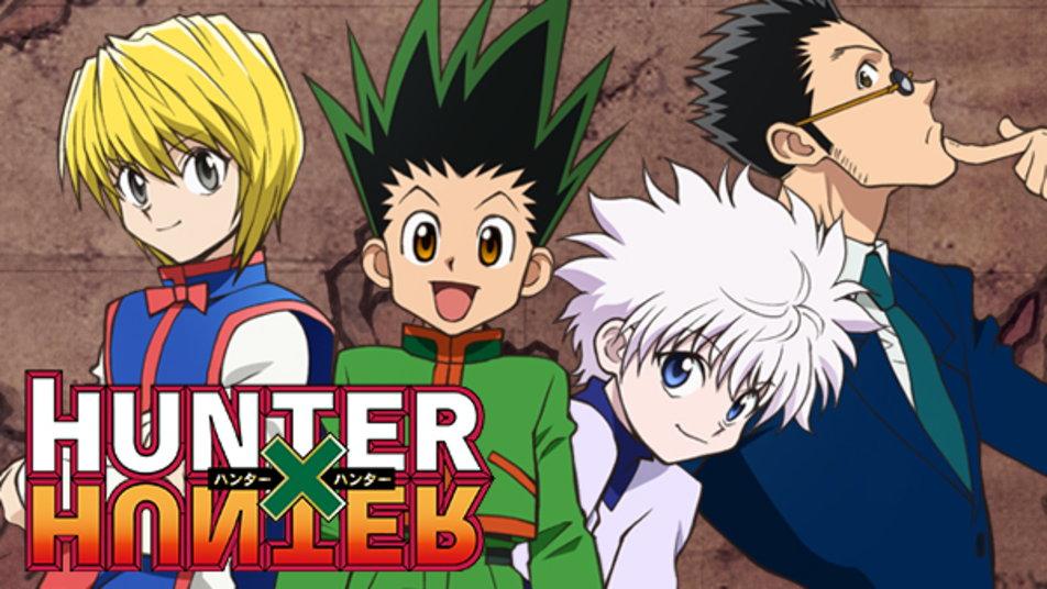 アニメ「HUNTER×HUNTER」を全話無料でAnitubeの代わりに視聴できるサービス!