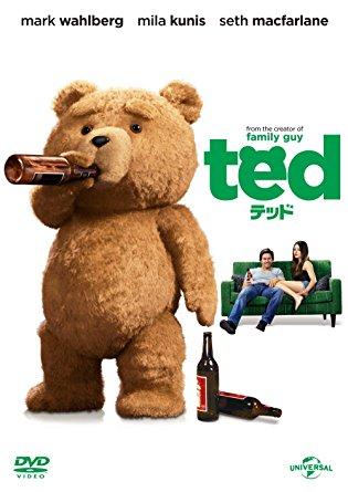 「テッド 1,2」吹き替え版のフル動画をHulu・U-NEXT・TSUTAYAで視聴しよう!