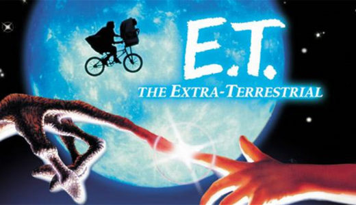 「E.T.」字幕/吹き替え版の無料フル動画はHulu・amazon prime・Netflixで配信してる?