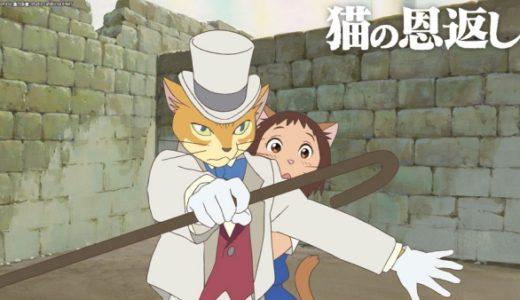 【無料動画】「猫の恩返し」の無料フル動画はどこで配信してる?あらすじや口コミ、感想も紹介!