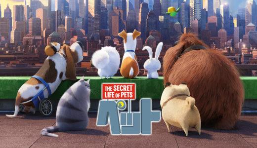 映画「ペット」の無料フル動画はHulu・amazon prime・Netflixで配信してる?