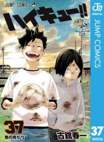 「ハイキュー!!」1巻から最新37巻まで無料で読む方法!漫画村やzipの代わりに安全!!