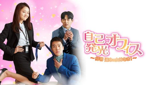韓国ドラマ「自己発光オフィス」の無料フル動画はHulu・amazon・Netflixで見逃し配信してる?