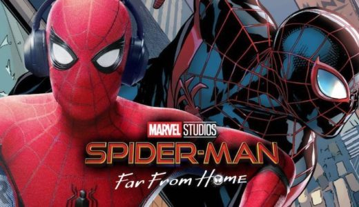 「スパイダーマン ファー・フロム・ホーム」の無料フル動画はHulu・amazon prime・Netflixで配信してる?